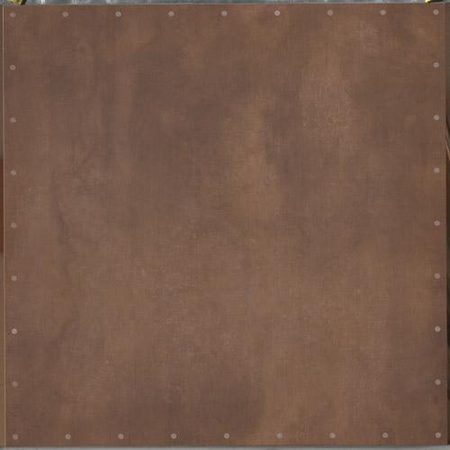 Decoro Steeltech Corten cm 90x90