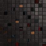 Mosaico Ferro Lappato cm 30x30