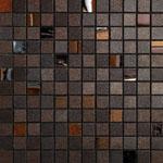 Mosaico Rame -Nichel Lappato cm 30x60