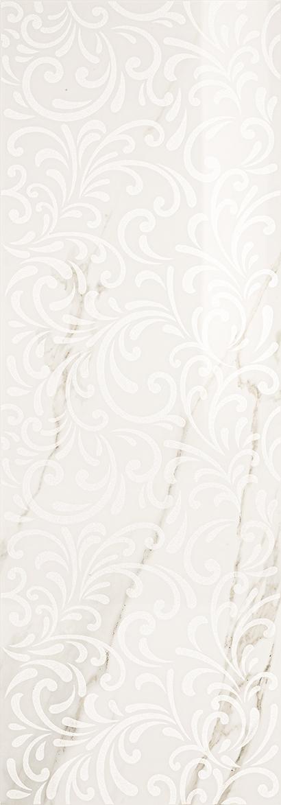 "CALACATTA WHITE  Curl  13 3/4""x39""  Thickness 11 mm"