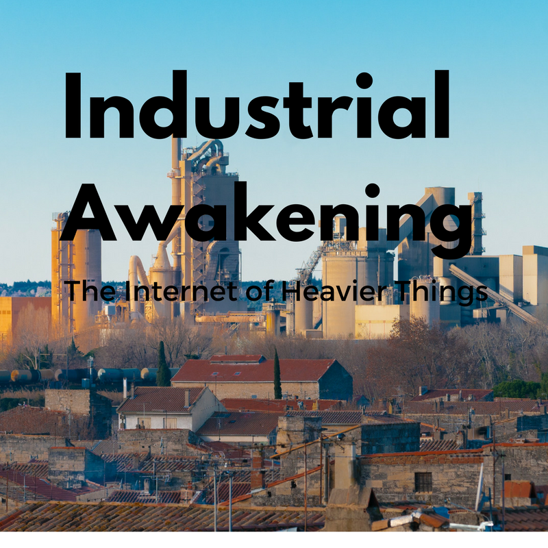 Industrial Awakening - Wired