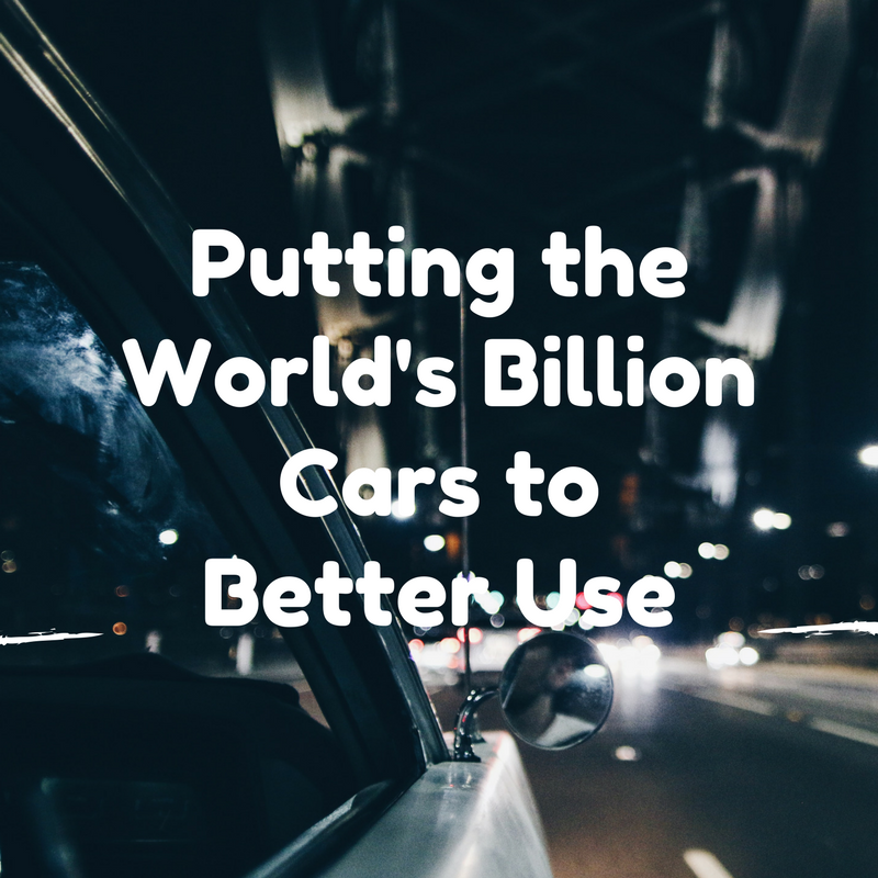 Blog: Car Sharing