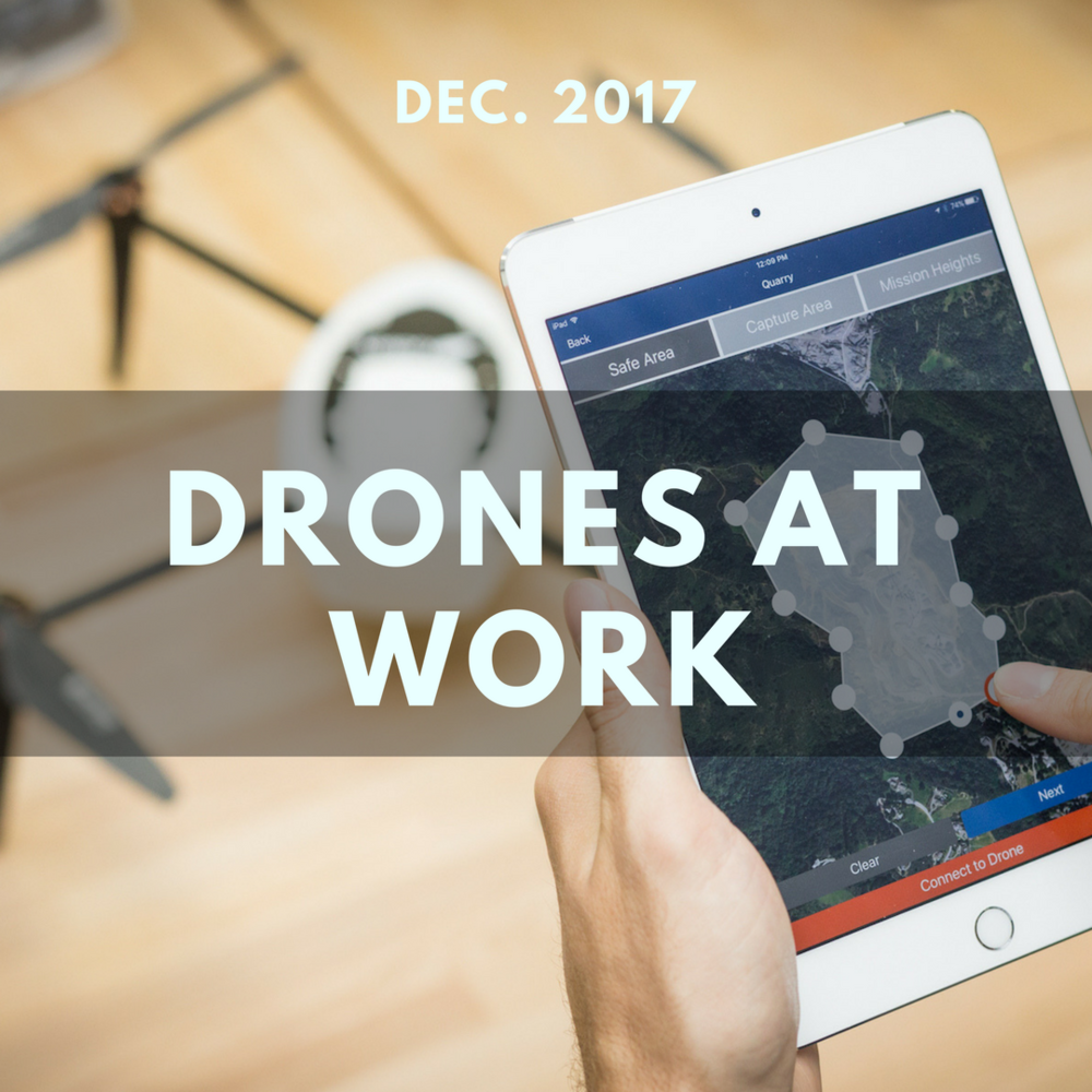 Blog: Industrial Drones