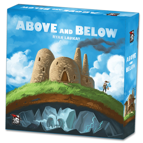 Above and Below -  Red Raven Games
