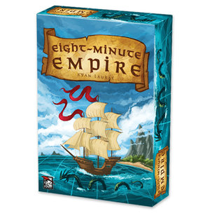 8 Minute Empire -  Red Raven Games