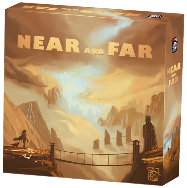 Near and Far  3D Box