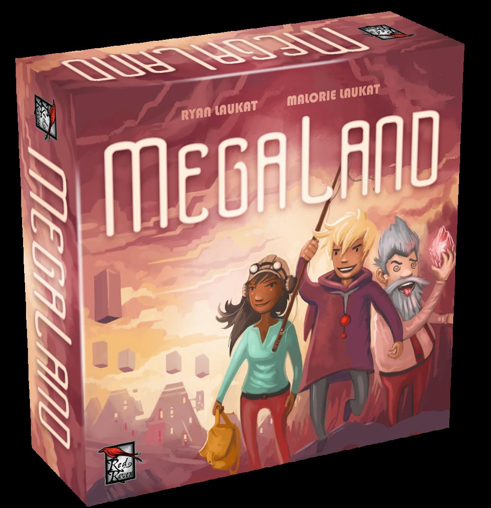 Megaland 3D Box.png