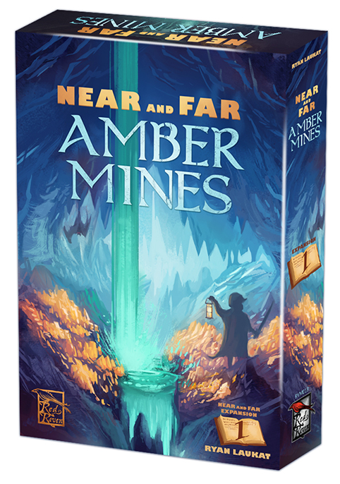 Amber Mines: Near and Far -  Red Raven Games