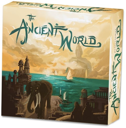 The Ancient World Second Edition -  Red Raven Games