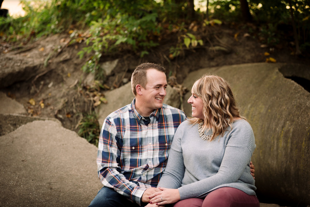 illinois engagement photography