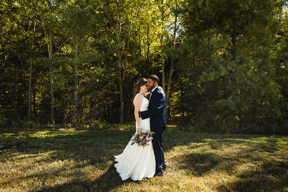 bloomfield barn wedding