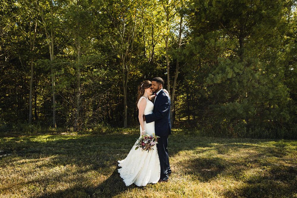 bloomfield barn wedding