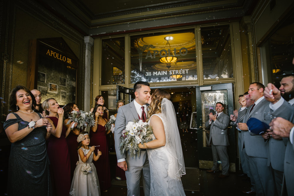 Apollo Theater Wedding
