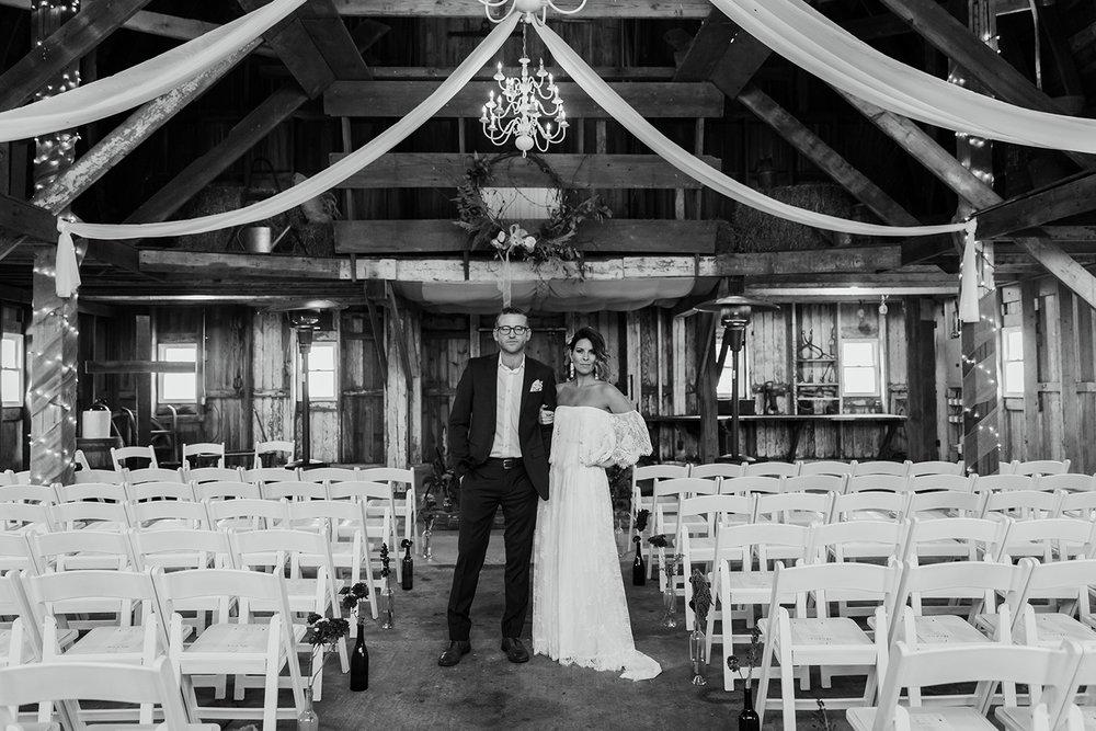 Hudson Farm wedding