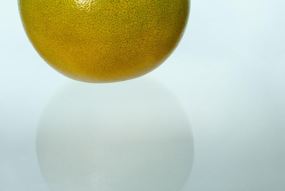 Grapefruit Reflection 1