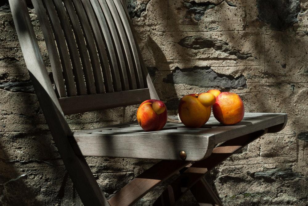 Three Strange Fruit 1