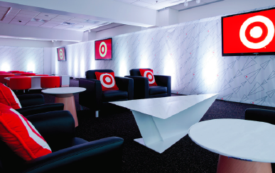 TARGET  - TED EXPERIENCE