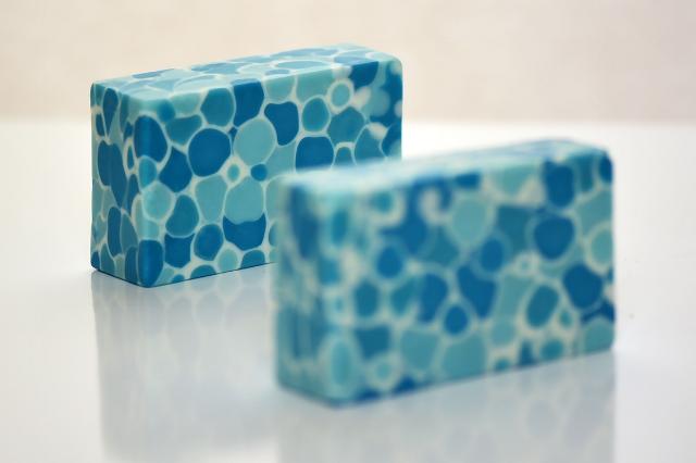 Dancing Funnel Soap