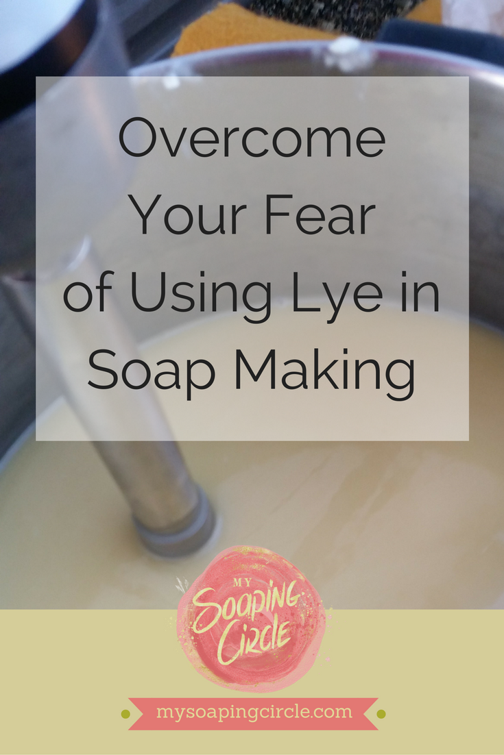 Lye Safety in Soap Making