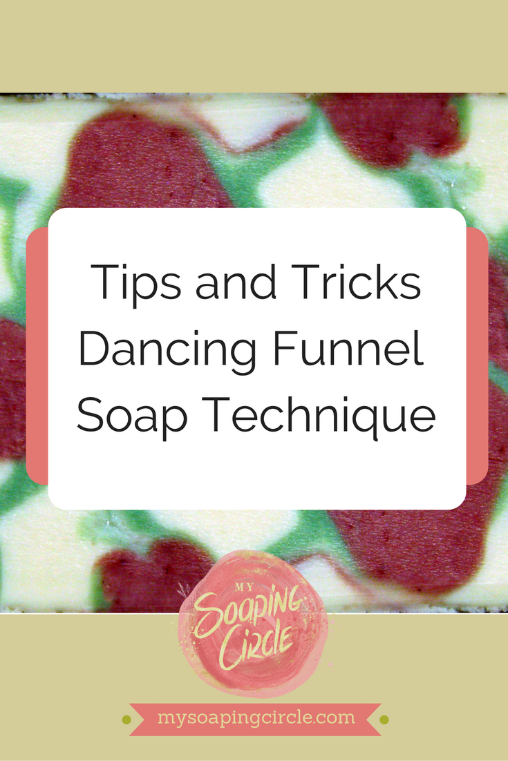 Tips and Tricks Dancing Funnel Soap Swirl