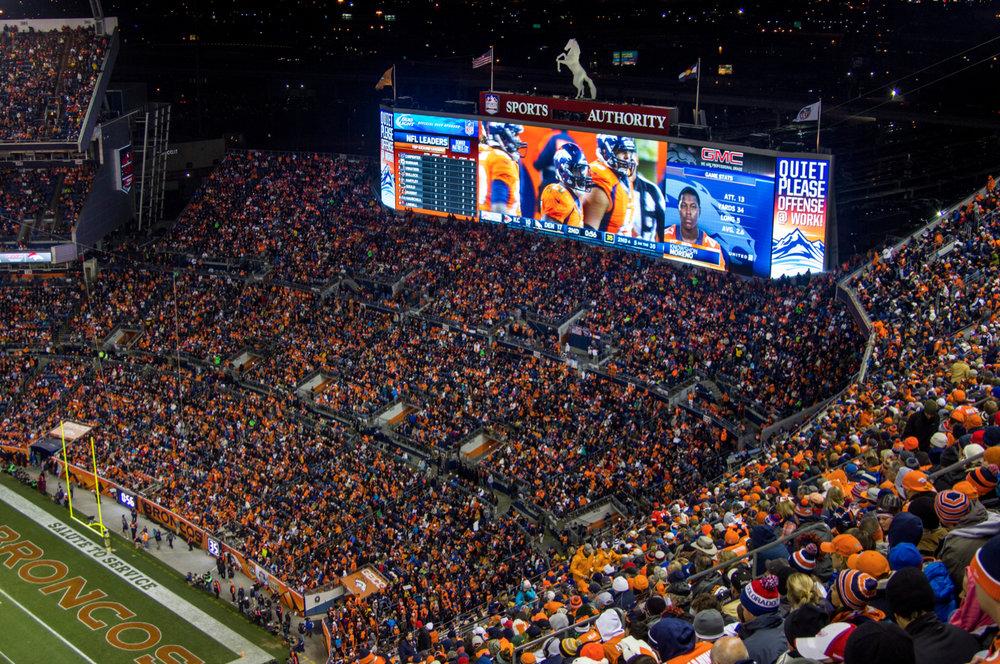 Copy of Copy of Football stadium activation