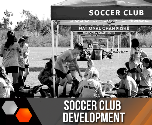 Club Development   Soccer club development is a passion for EST. We bring a vast amount of experience and knowledge to helping a club at any level, whether you're starting or perhaps your established club needs a kick in the ass.
