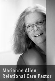Marianne Allen Relational Care Pastor