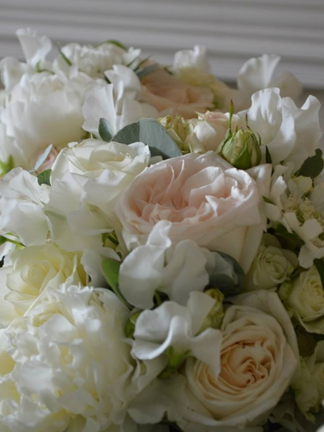 Emily, A huge thank you for such amazing flowers at Joshua & Sophie's wedding. They really were stunning! Your calm presence was also a real joy. We are very grateful. - J. F