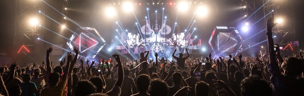 India's Sunburn Festival pulls Asia's largest crowds
