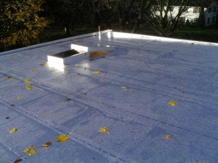 Peel & Seal® - Residential Re-Roofing Project