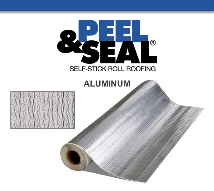 Mfm Peel Amp Seal 174 Aluminum Mfm Building Products Corp