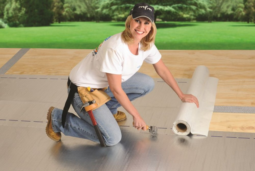 Peel & Seal® is designed as a single-ply, direct-to-deck roofing membrane that can be exposed to the elements indefinitely.