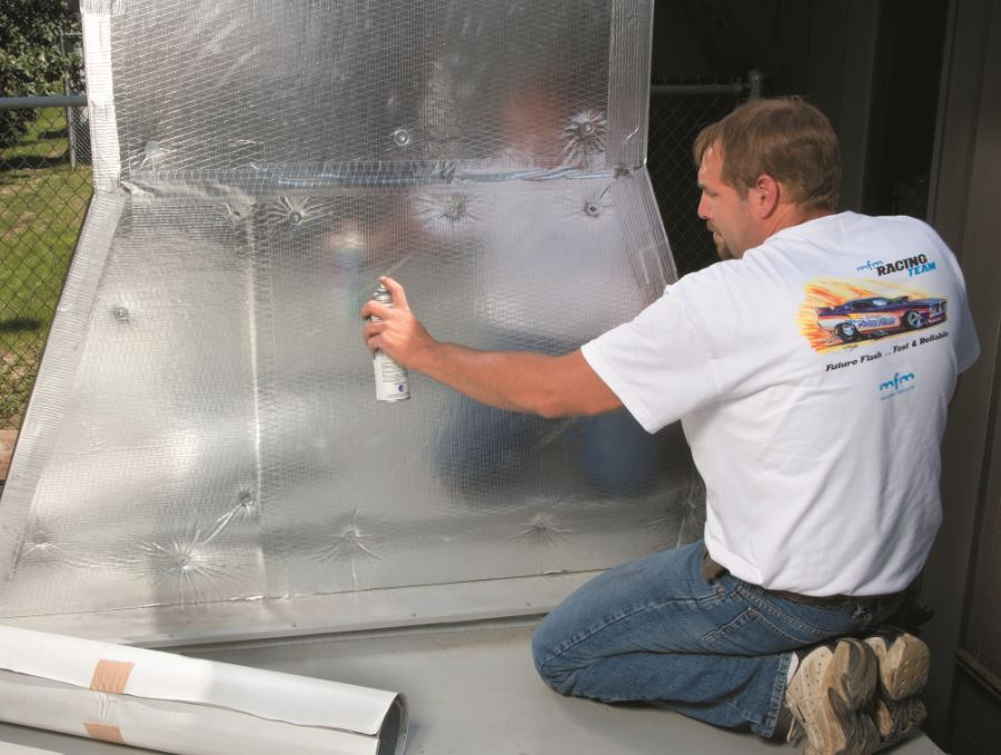 Spray Adhesive Application 01.JPG