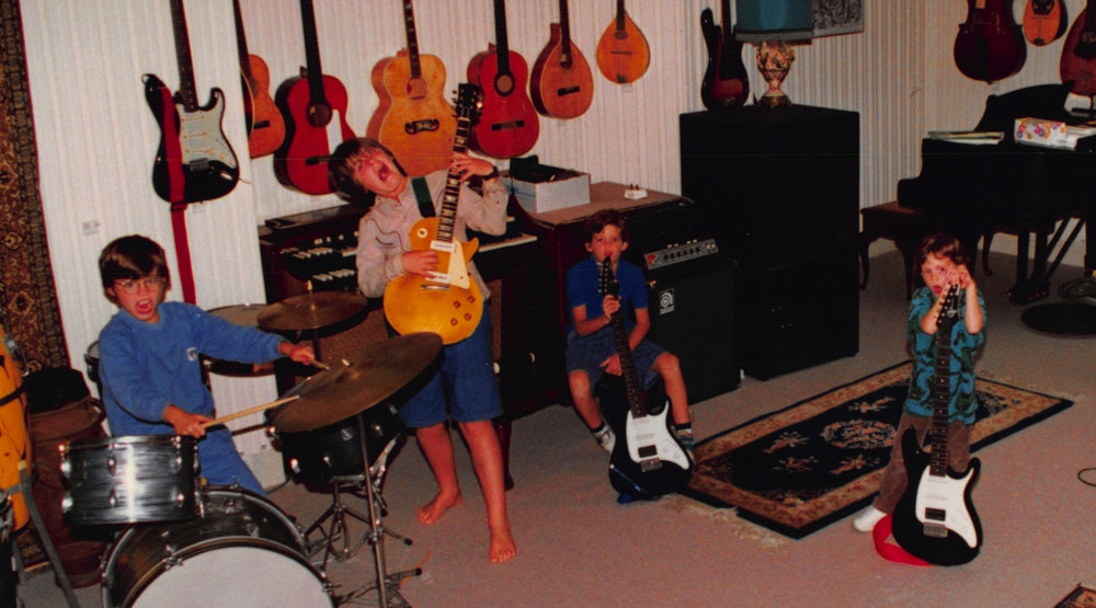 KONGOS early days.jpg