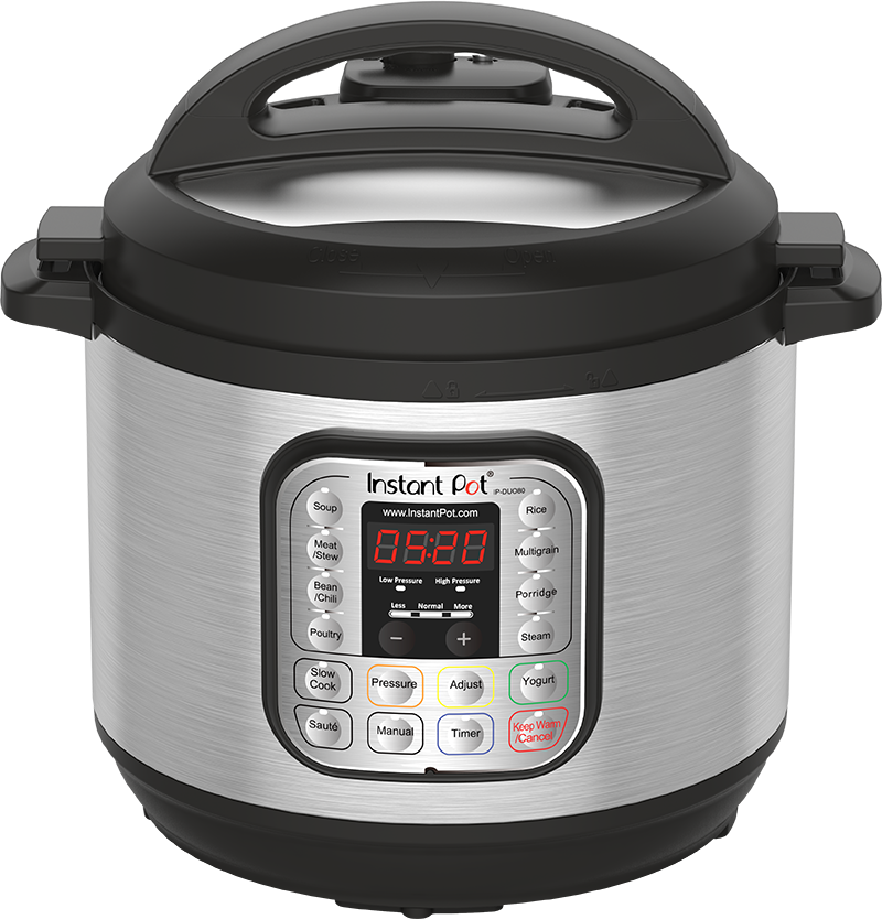 Instant Pot - A must have for touring and everywhere else.