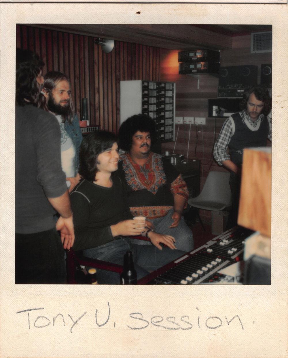 Tony Visconti (David Bowie producer)