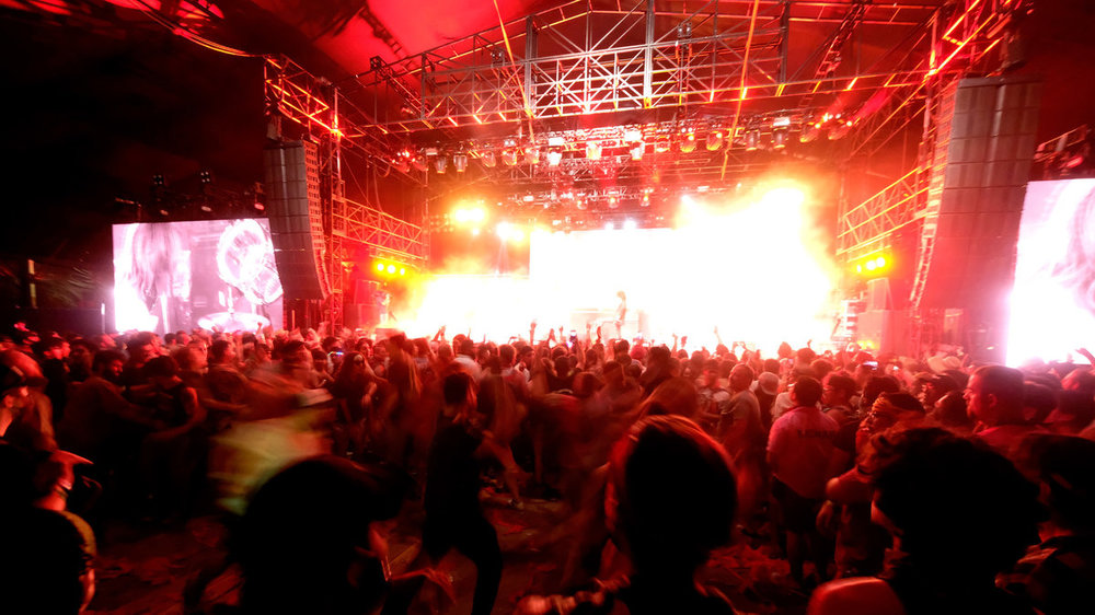 Festival Radius Clause - Coachella's Strict Radius Clause 'Sucks The Oxygen' Out Of The Festival World, Lawsuit Argues