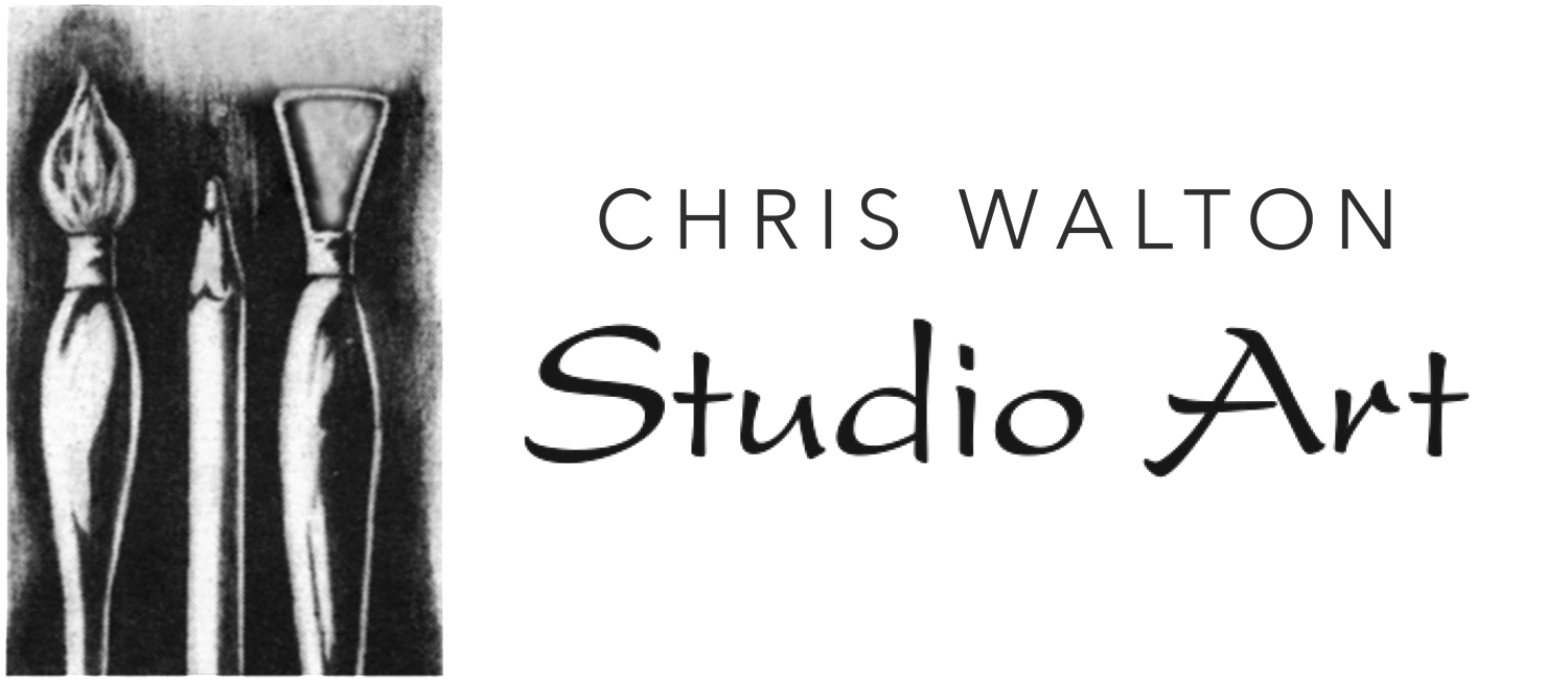 Chris Walton Studio Art