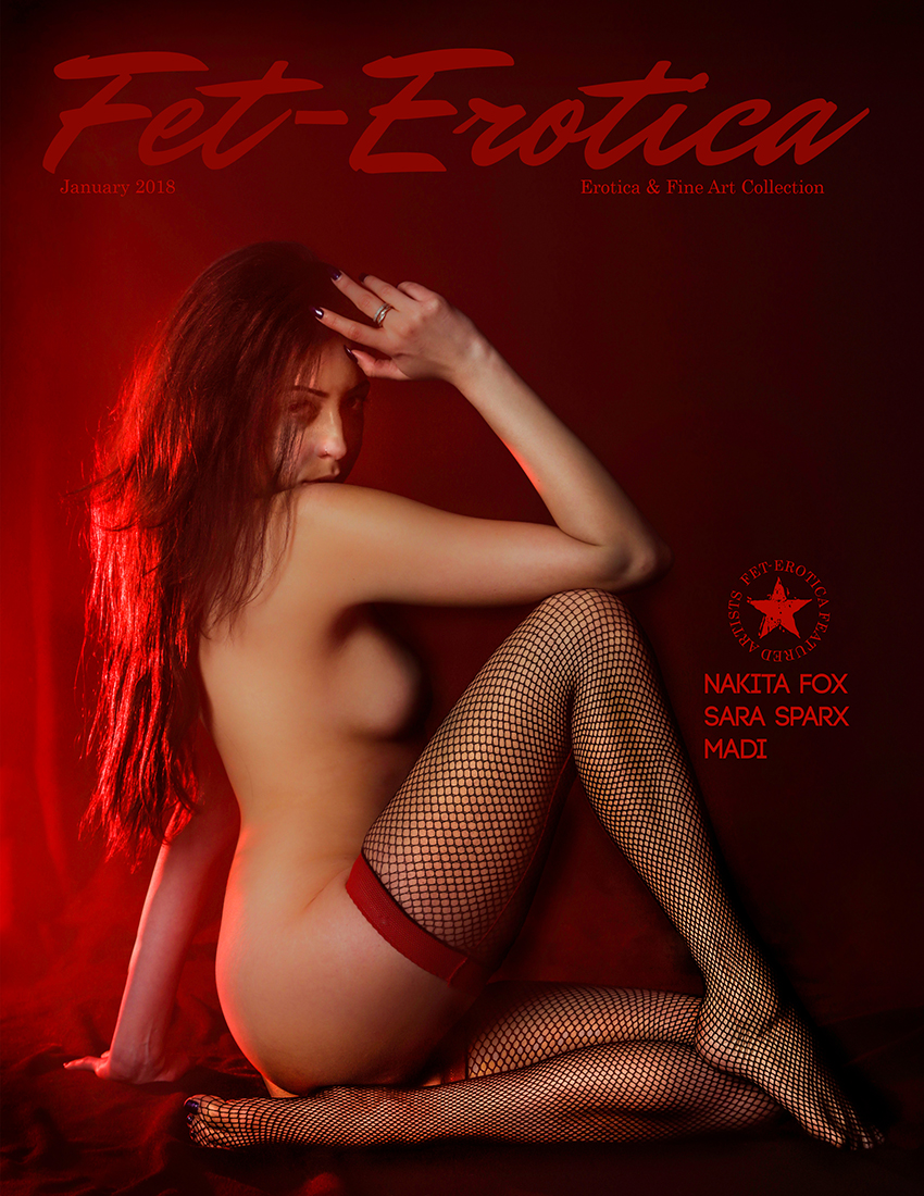 Erotica Cover Photographer Daniel Chase Model Skye Dior