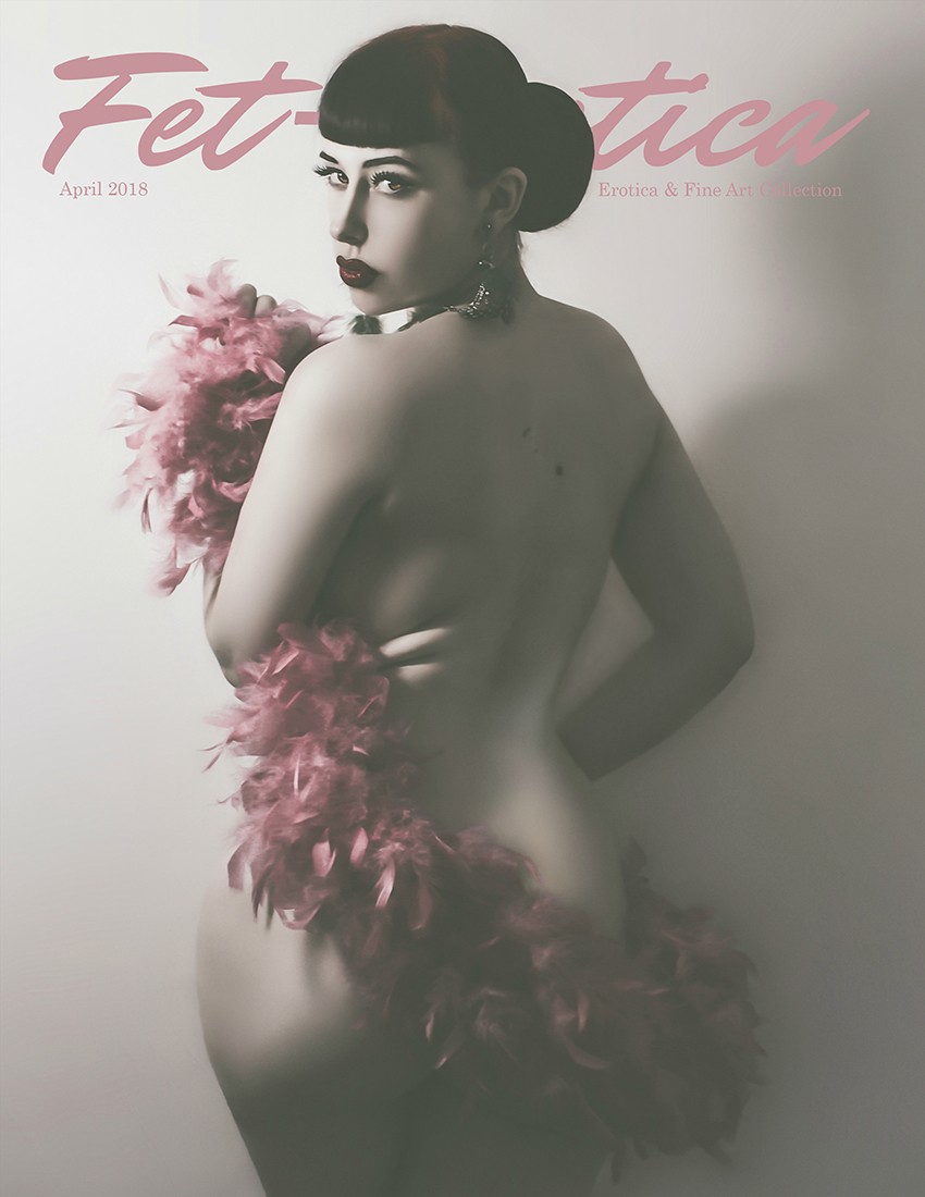 Erotica Cover Photographer / Model Miss Britney Rae