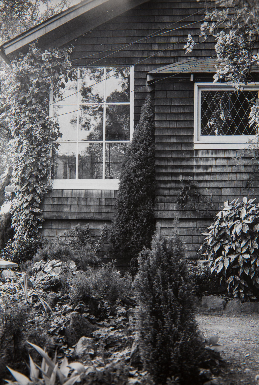 285 Hillside, circa 1909.