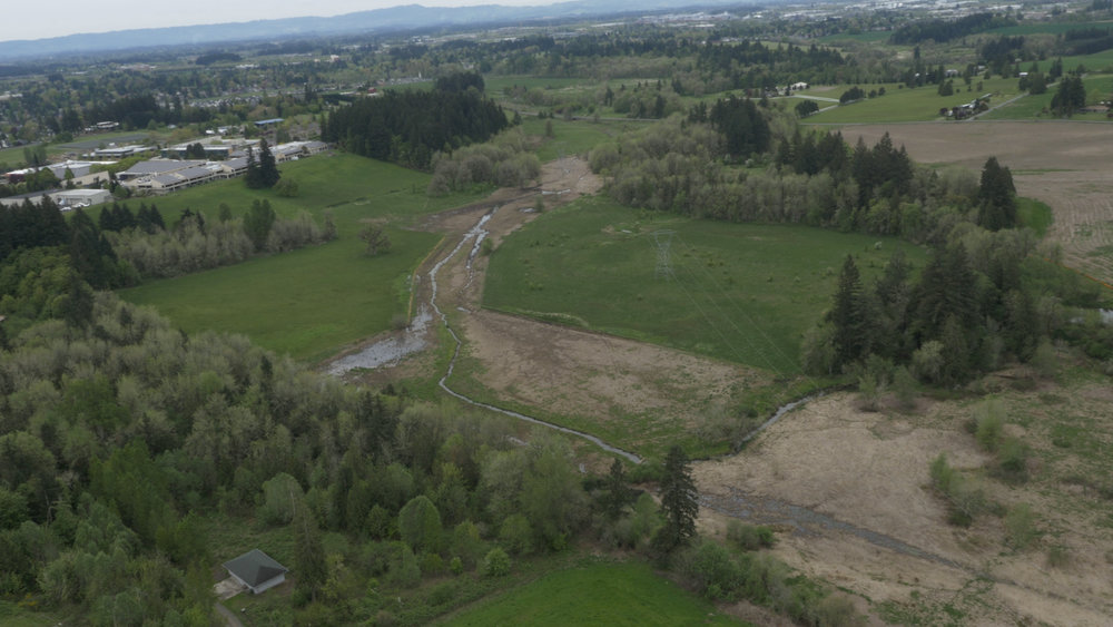 ROCK CREEK FLOODPLAIN ENHANCEMENT PROJECT
