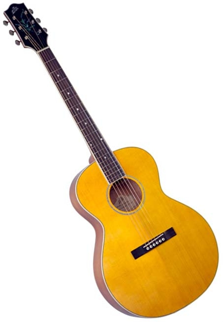 The Loar Small Body Solid Top
