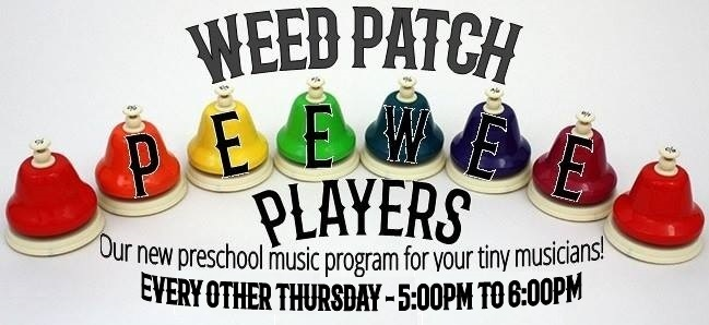 The cost for the PeeWee Players Preschool Music Program is the following: Full Six Class Session enrollment = $90 Drop-ins welcome at any time at the following prices:  $20/child ($10/sibling)