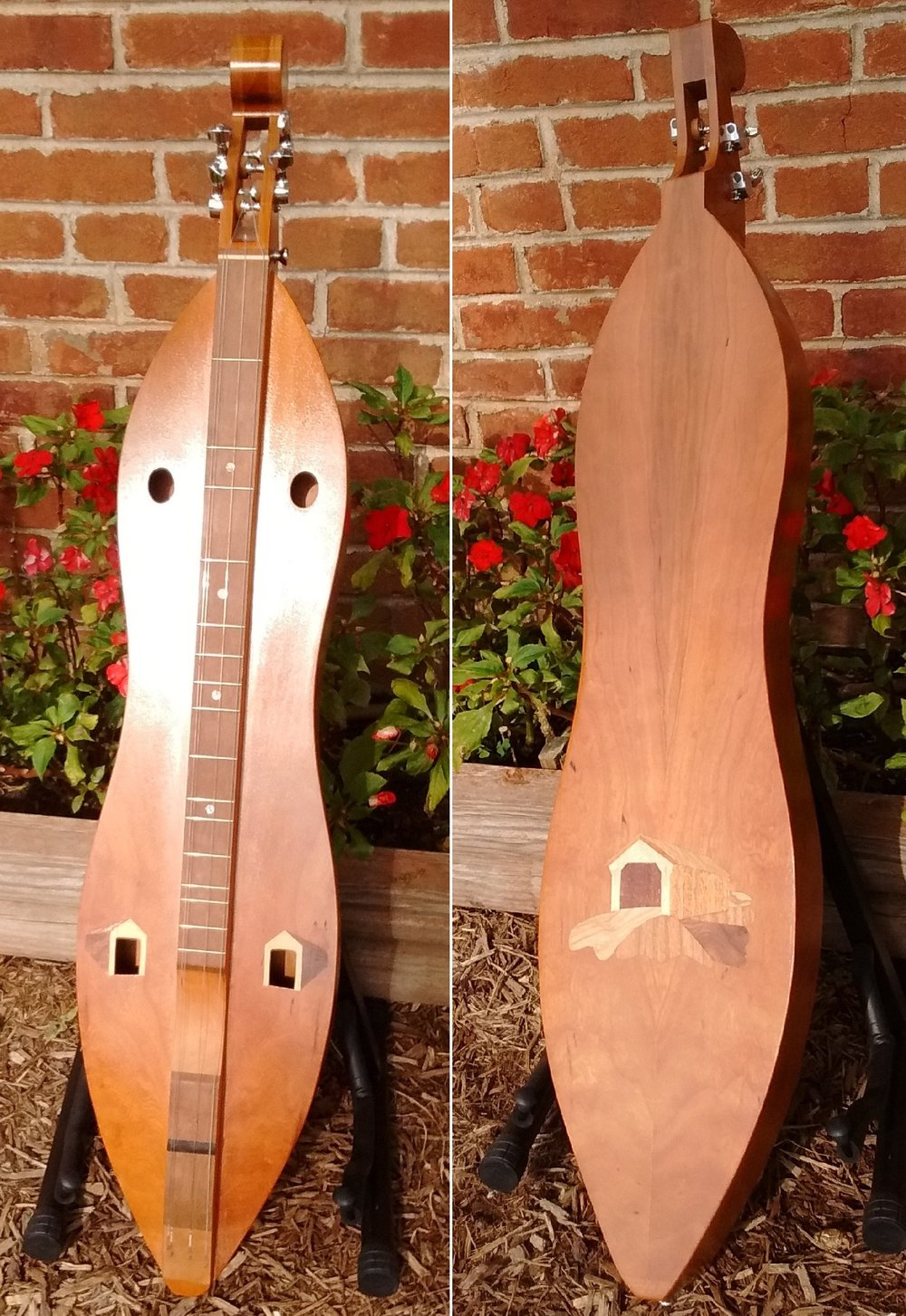 Cherry Covered Bridge Dulcimer