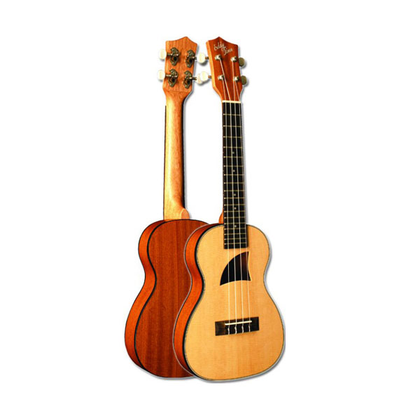 Eddy Finn Thin Body Travel Ukulele