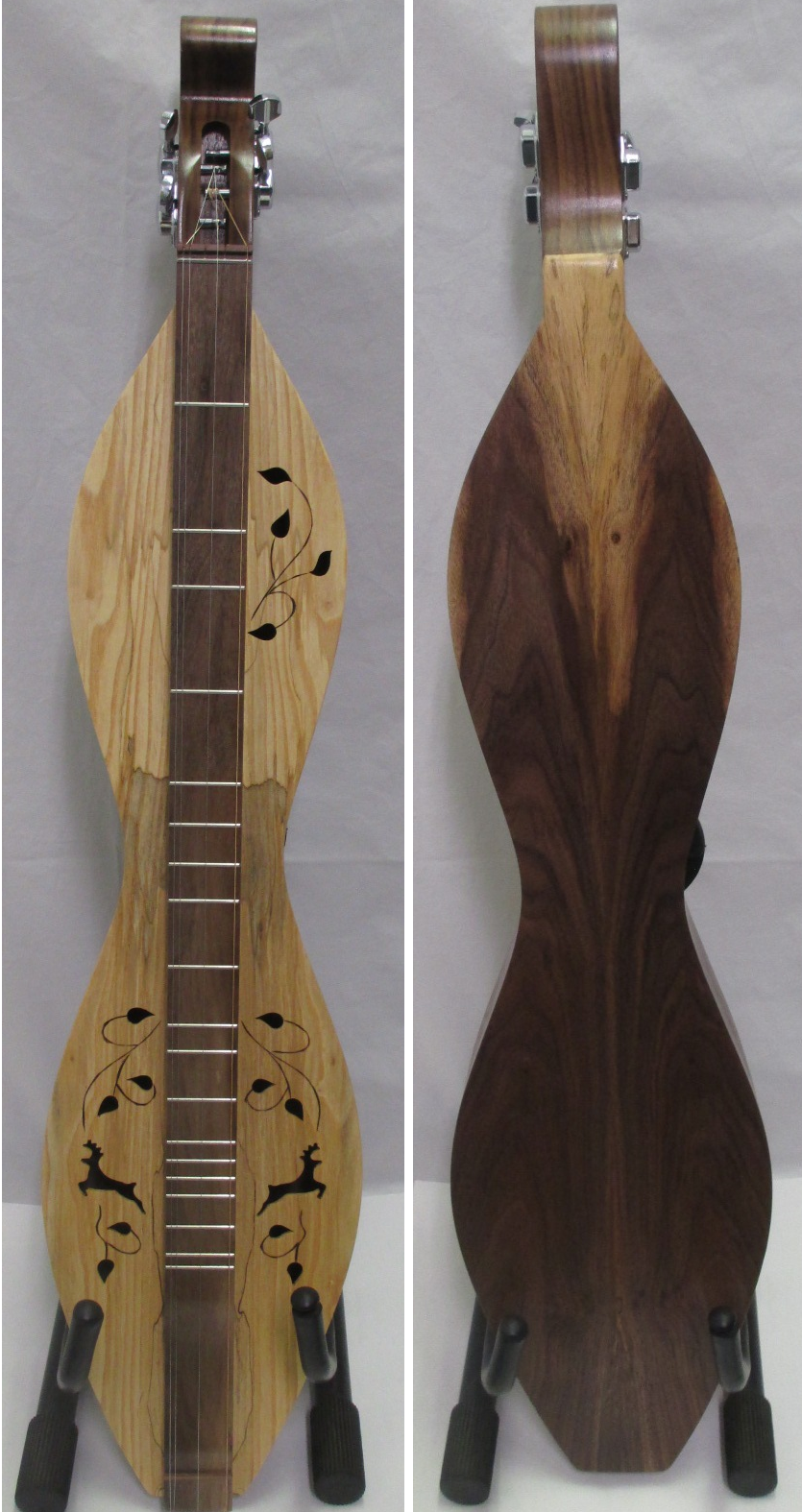 Walnut Creek Dulcimer Package