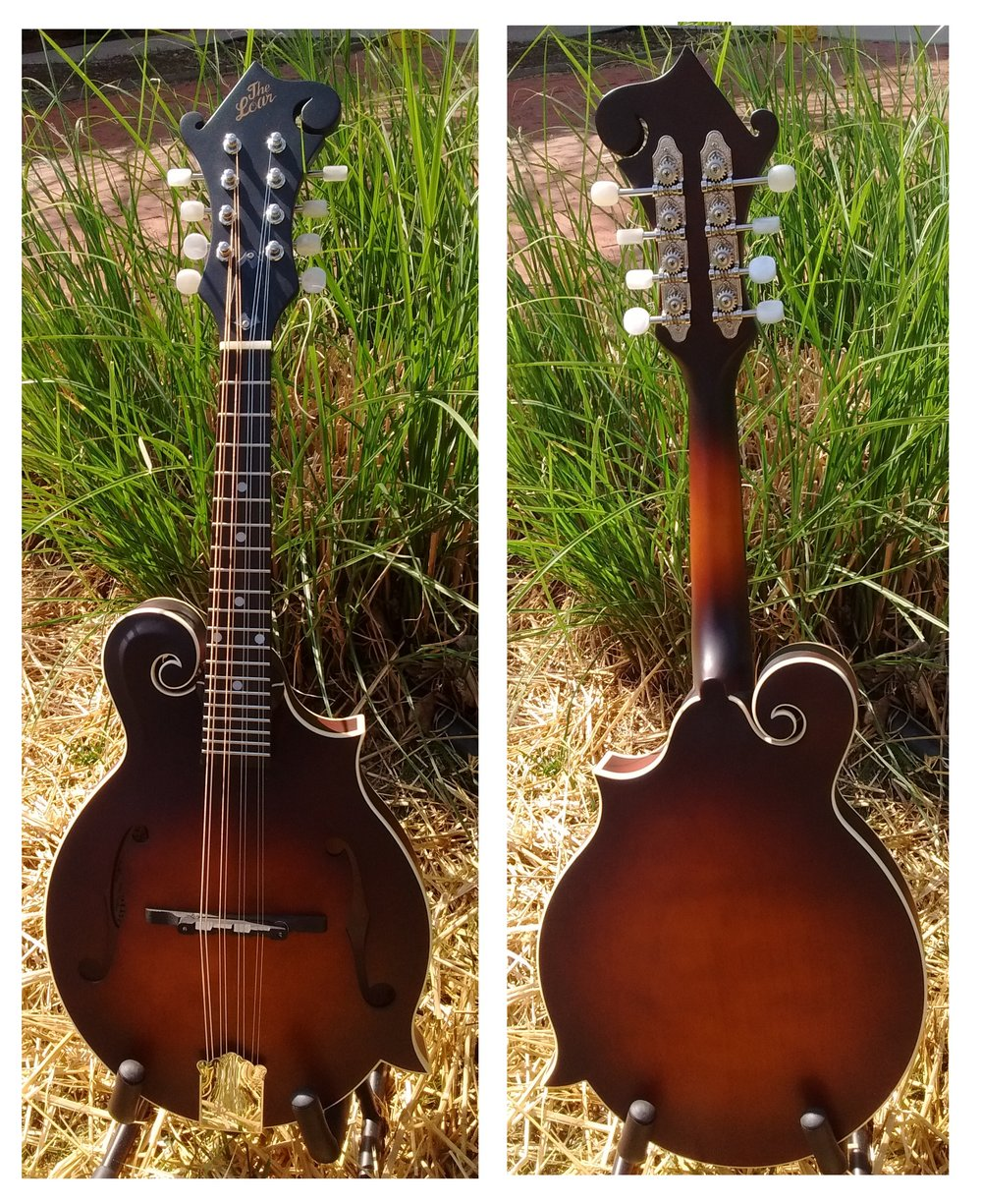 The Loar LM-310F Honey Creek Mandolin