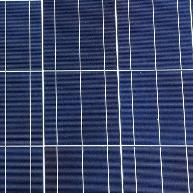 Solar Panel from our roof at the Arthel Building. . . . . . #solarpanel #crossroadskc #arthelbuilding