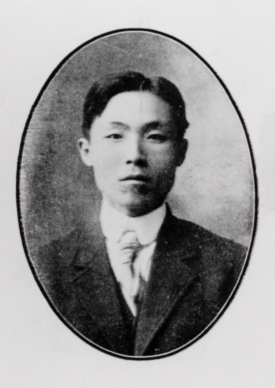 1903 | Dosan in San Francisco when he was 25 years old. He founded the Friendship Society (Chinmoke Hoe 친목회) in 1903.